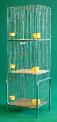 jaulas para gallos